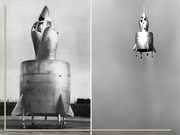 "Snecma Flying ""Coléoptère"" (C-450)"