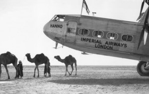 destaque imperial airways