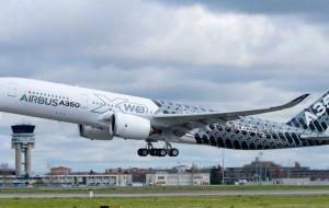 Airbus-A350-xwb-voando