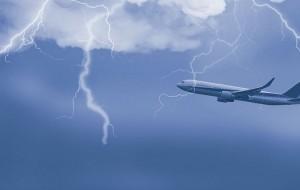 raios-podem-atingir-avioes-na-terra-e-no-ceu