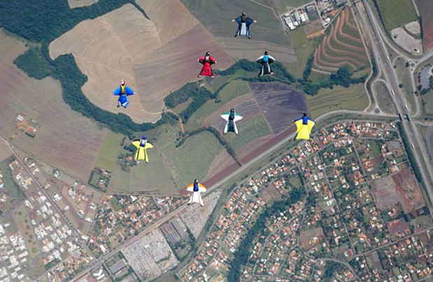 recorde-formacao-wingsuit-campeonato-brasileiro-paraquedismo