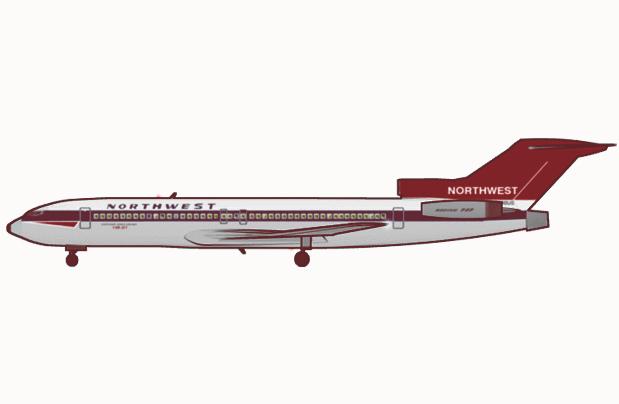 'Dan Cooper' teria sobrevivido à fuga pela porta traseira do B-727