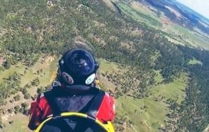 Norman Suplus - viagem de girocoptero