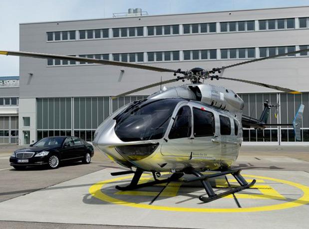 Cinco-helicopteros-que-sao-o-sonho-de-qualquer-pilotoEC-145-Mercedes-Benz-Style