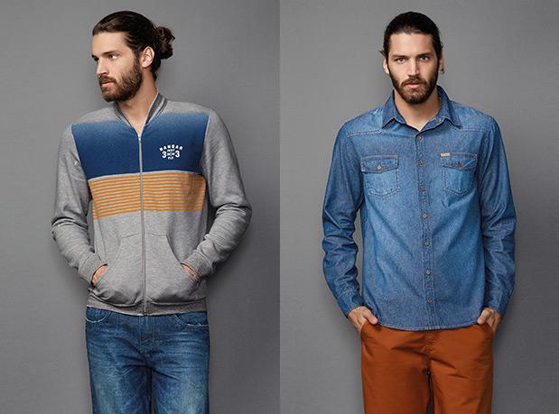 jaqueta-estampada-listras-e-camisa-jeans-hangar33