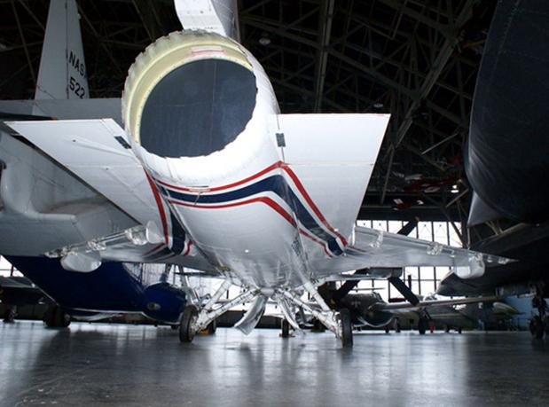 Grumman X-29  (1)