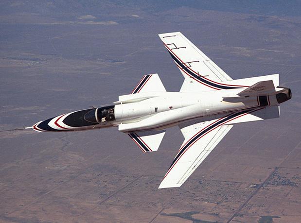 Grumman X-29  (4)