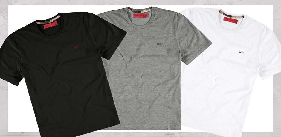 cff8902069 Explore as vantagens da camiseta básica