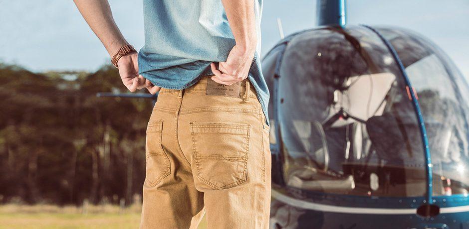 0bd6599990 Como usar calças no verão sem sofrer com o calor