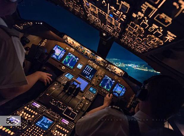 pilotos-de-avioes-vista-do-cockpit